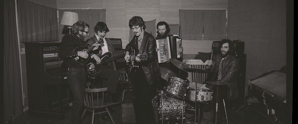 Once Were Brothers: Robbie Robertson and The Band movie review