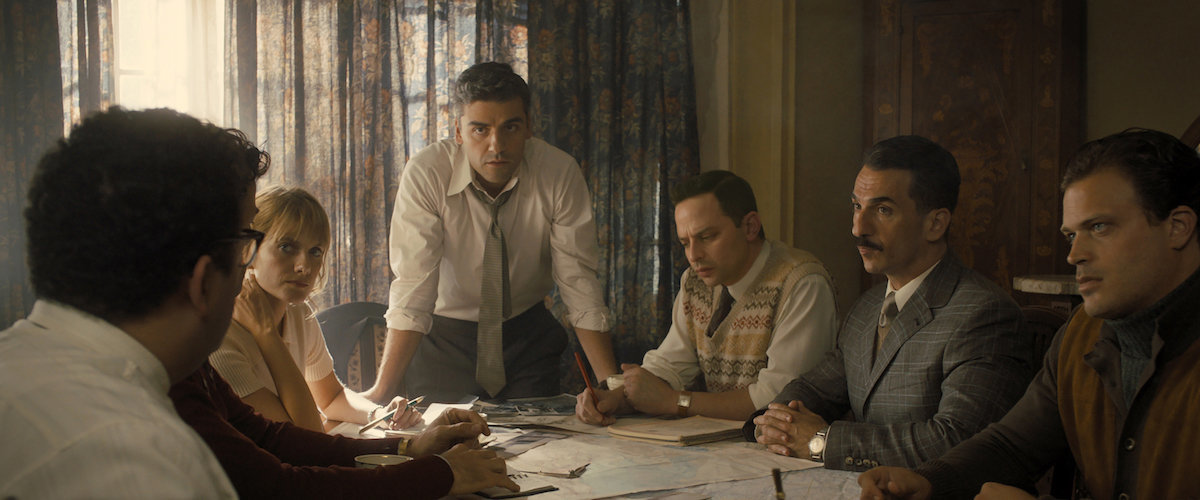 Operation Finale Movie Review