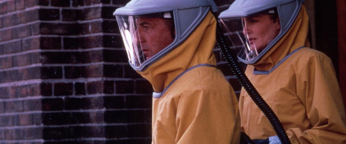 Outbreak Movie Review Film Summary 1995 Roger Ebert