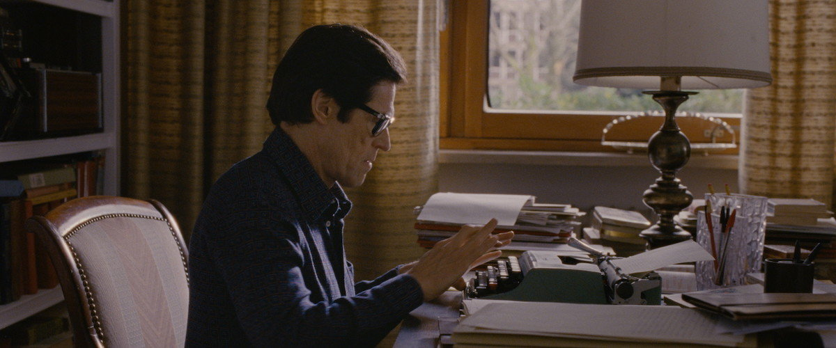 Pasolini Movie Review