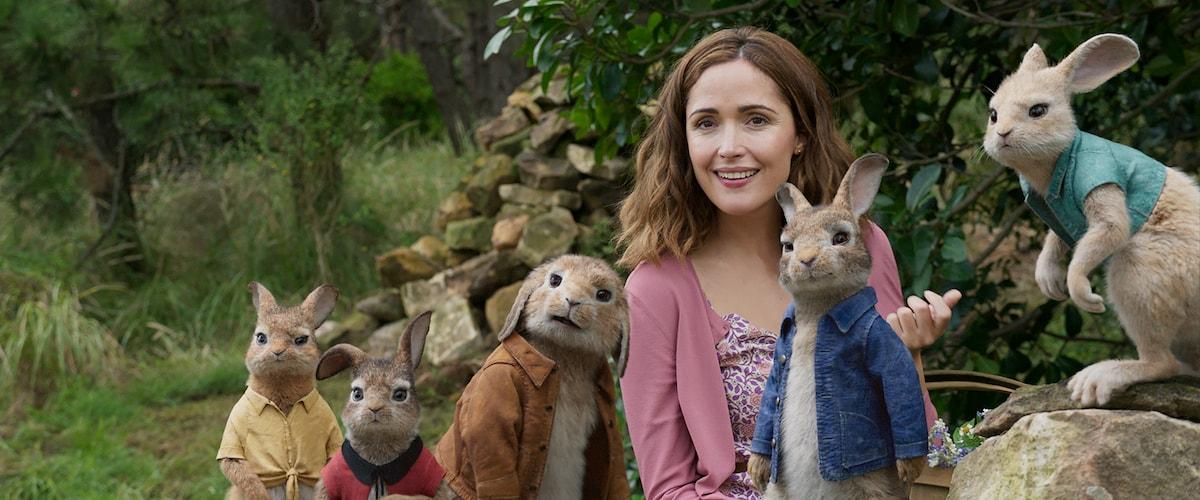 Peter Rabbit movie review & film summary (2018) | Roger Ebert