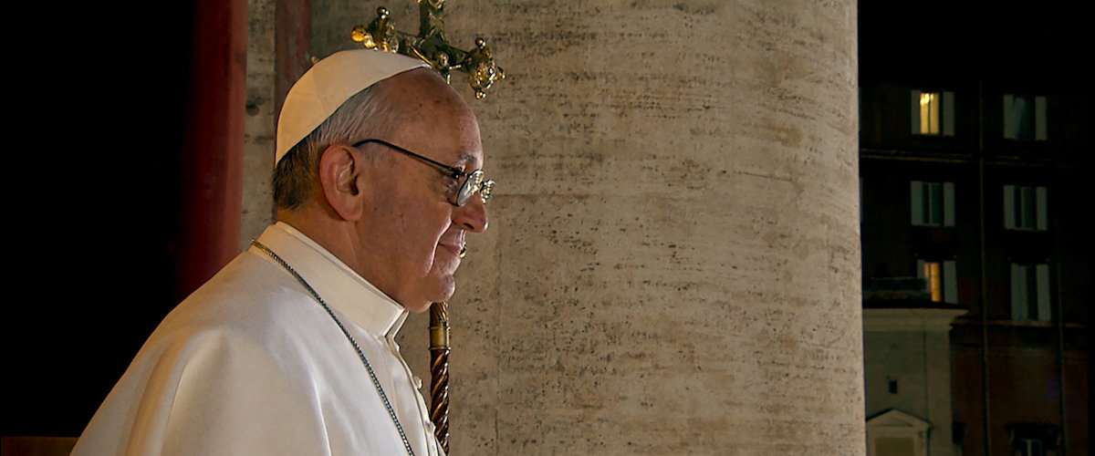 Pope Francis: A Man of His Word movie review