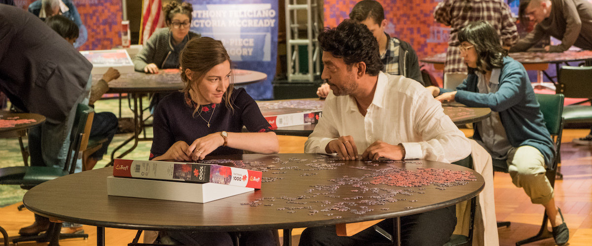puzzle movie review film summary 2018 roger ebert
