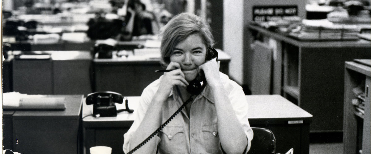 Raise Hell: The Life & Times of Molly Ivins movie review
