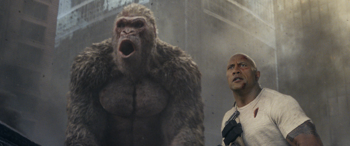 Rampage Movie Review Film Summary 2018 Roger Ebert