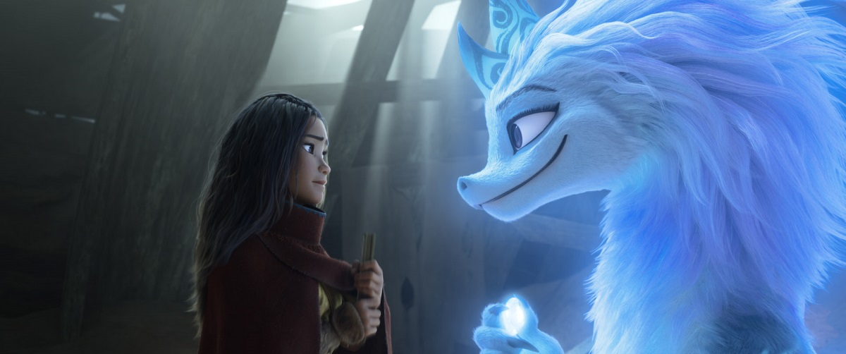 Raya and the Last Dragon - Exciting Theatrical Releases in March 2021