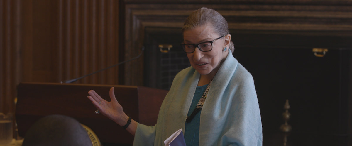 RBG Movie Review