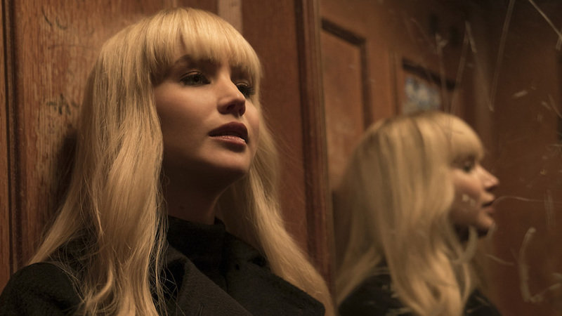 Primary red sparrow 20188
