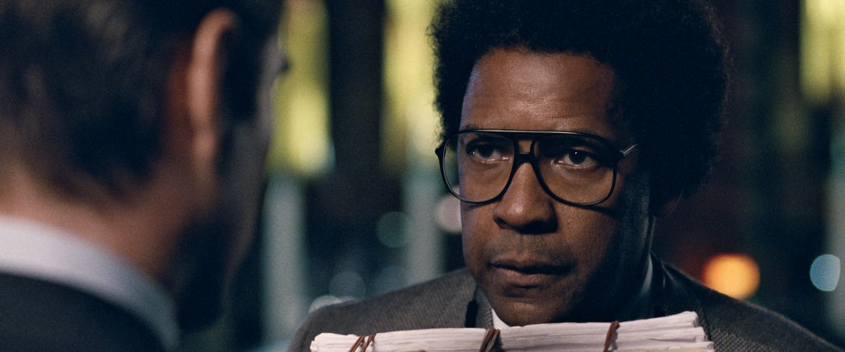 Roman J. Israel, Esq. Movie Review