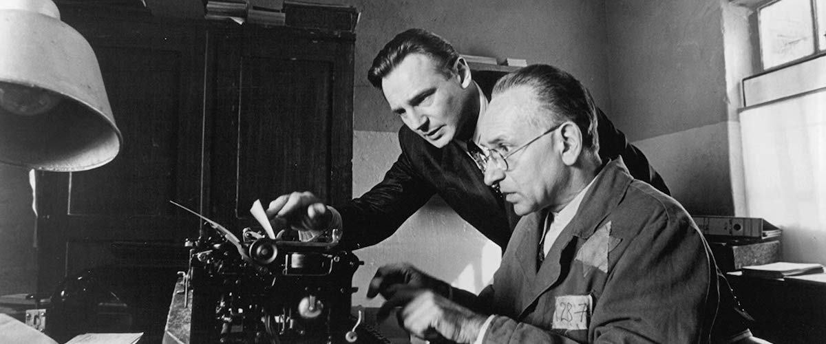 Schindler's List movie review