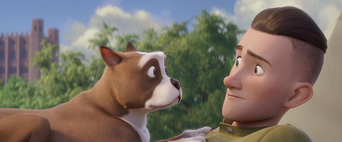 Sgt. Stubby: An American Hero movie review