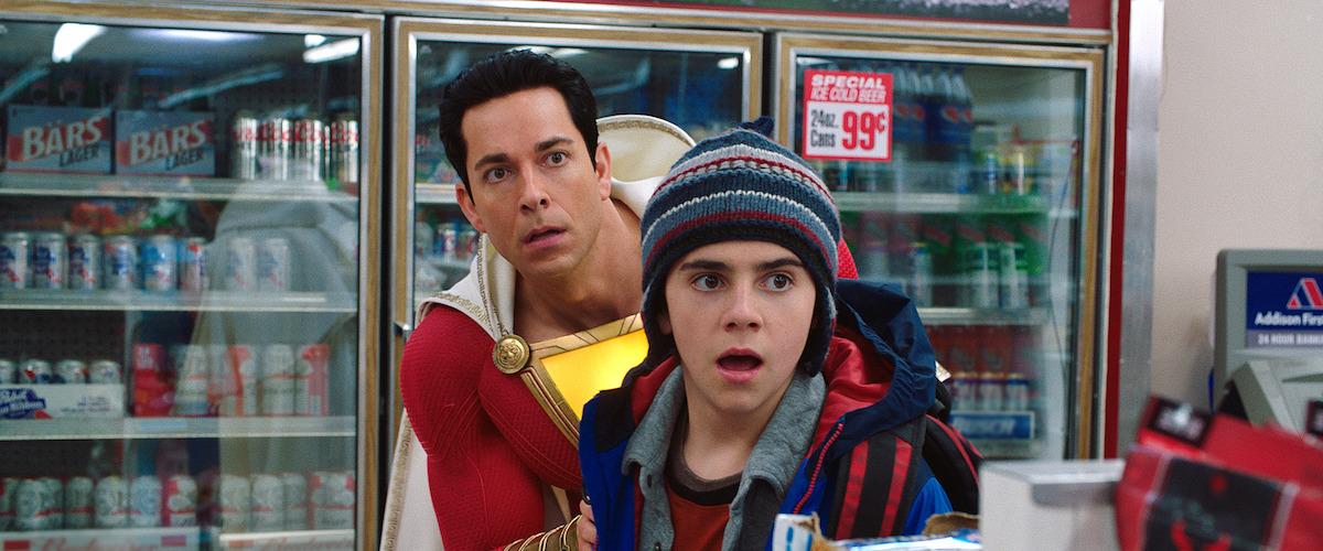 Shazam! movie review & film summary (2019) | Roger Ebert