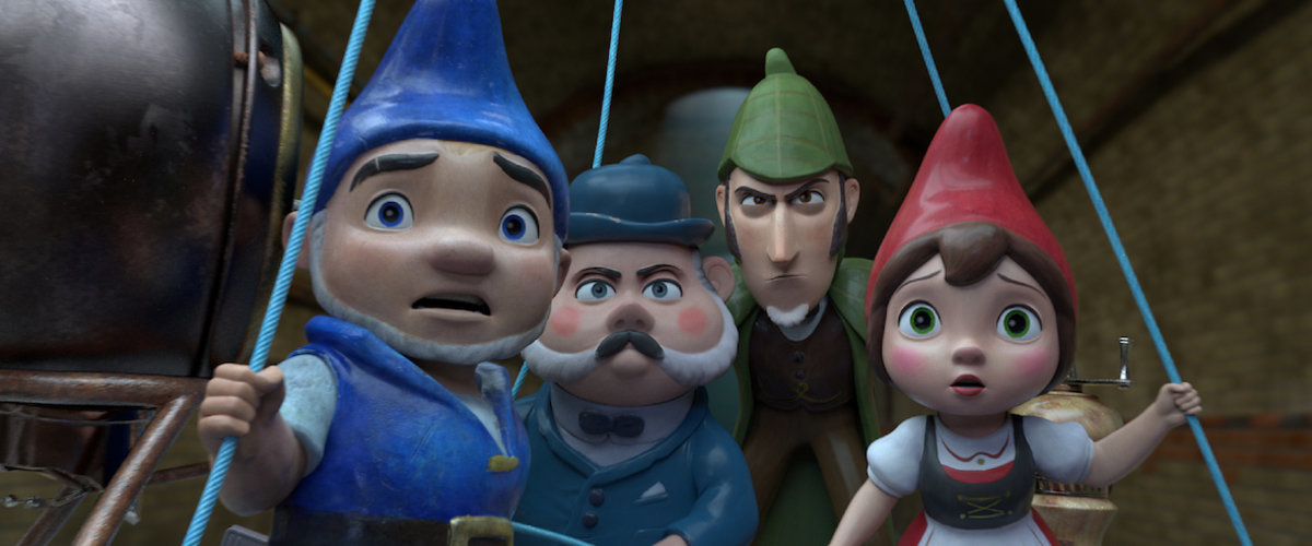 Sherlock Gnomes Movie Review