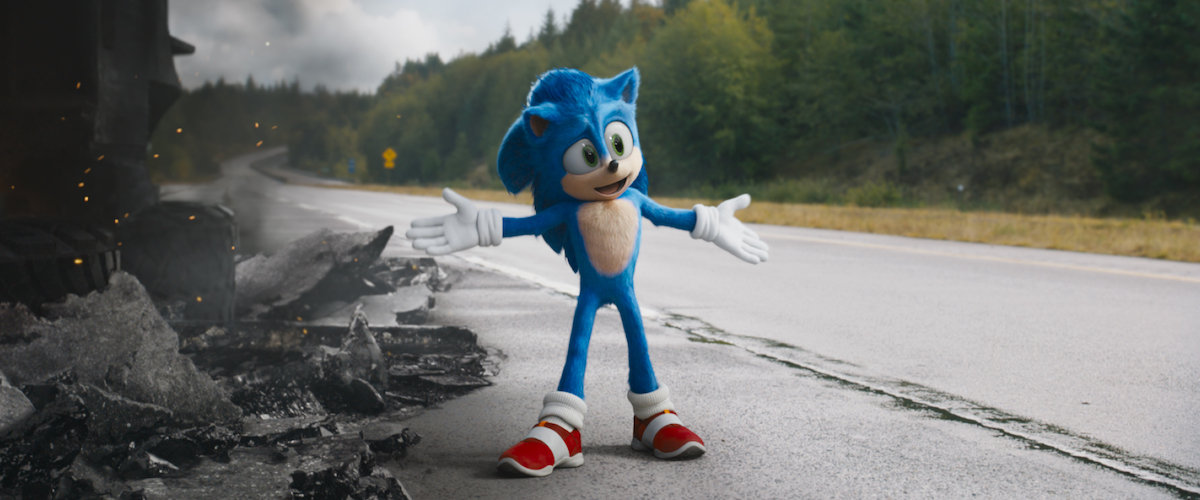 Sonic The Hedgehog Movie Review 2020 Roger Ebert