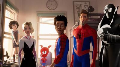 Homepage spiderverse image