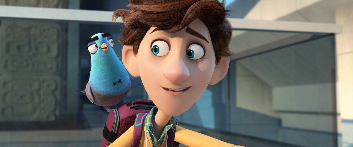Spies in Disguise movie review