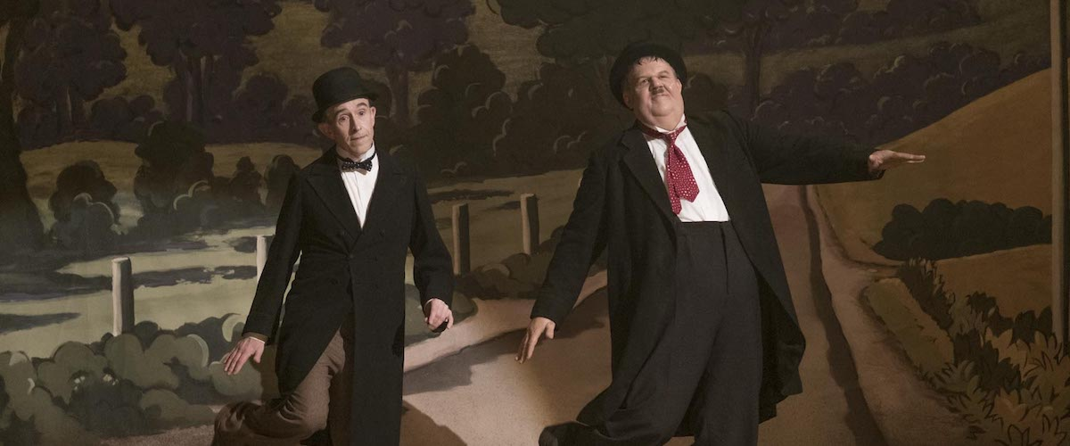Stan And Ollie Film 2021