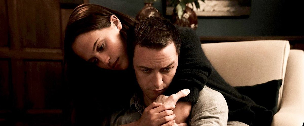 Submergence Movie Review
