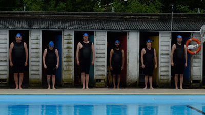 Homepage swimming with men image
