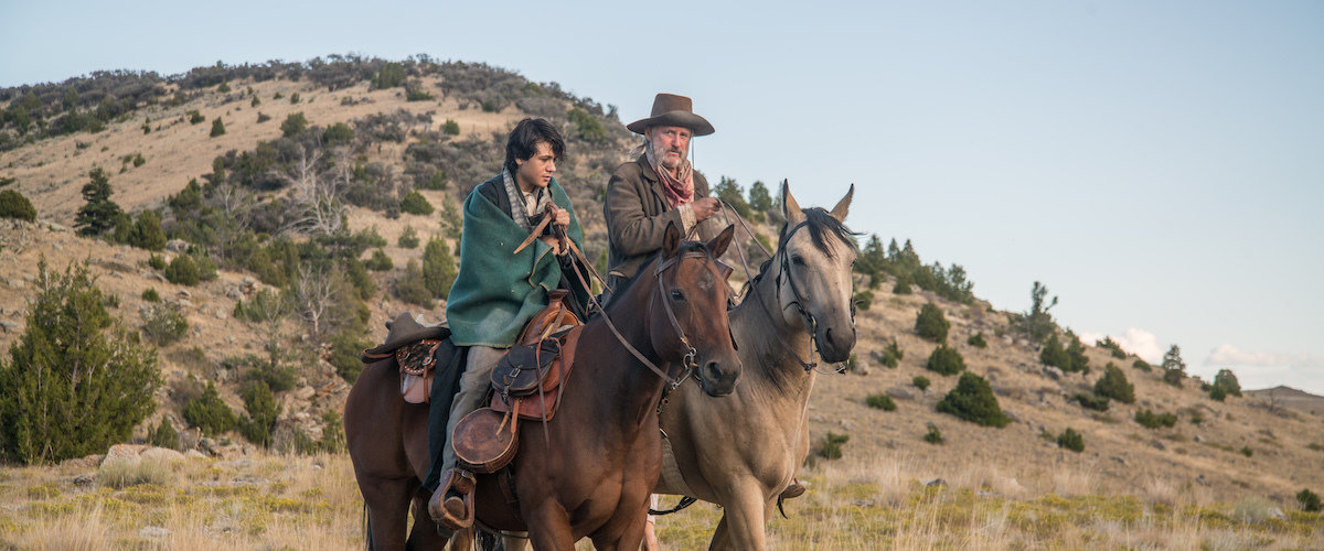 The Ballad of Lefty Brown Movie Review