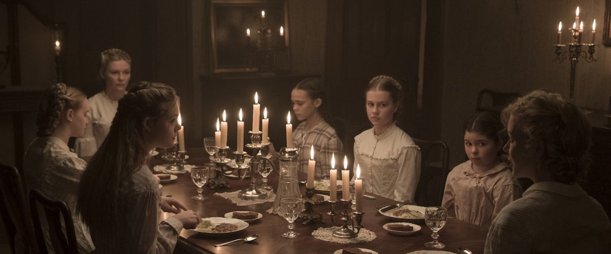 The Beguiled movie review