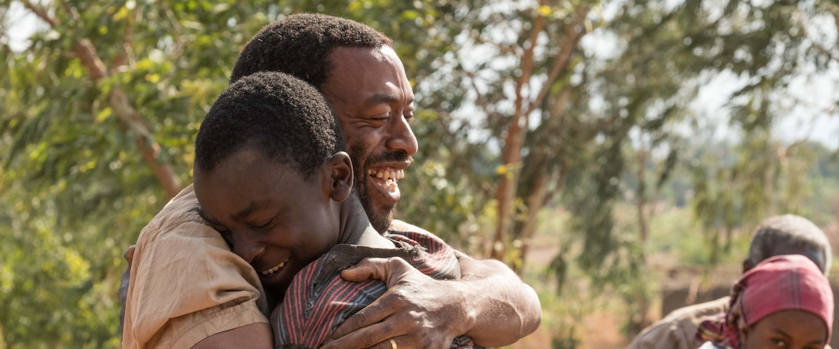 The Boy Who Harnessed the Wind Movie Review