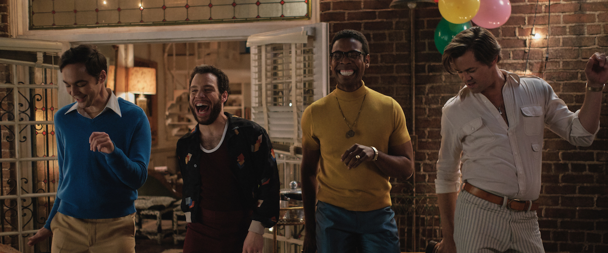 The Boys in the Band movie review (2020) | Roger Ebert
