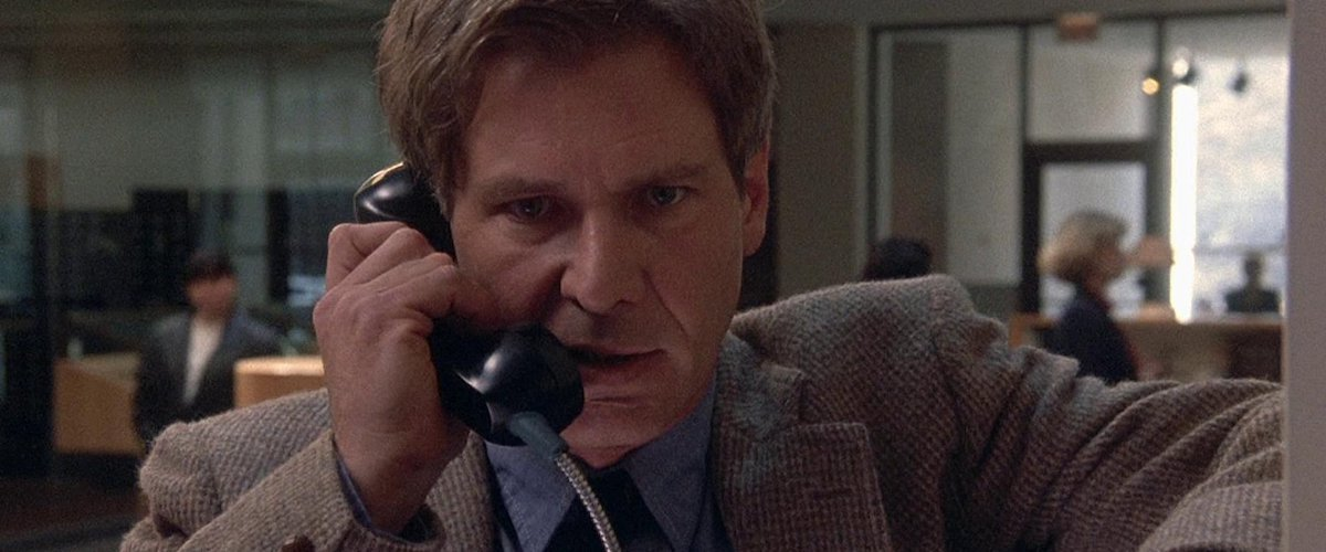 Harrison Ford Fugitive Image