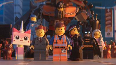 Homepage lego movie 2