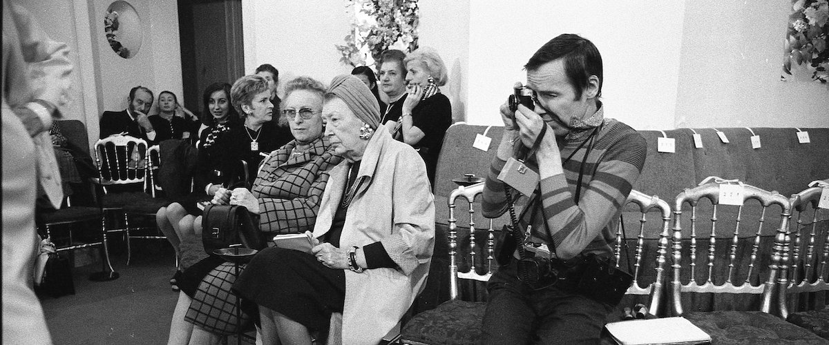 The Times of Bill Cunningham movie review