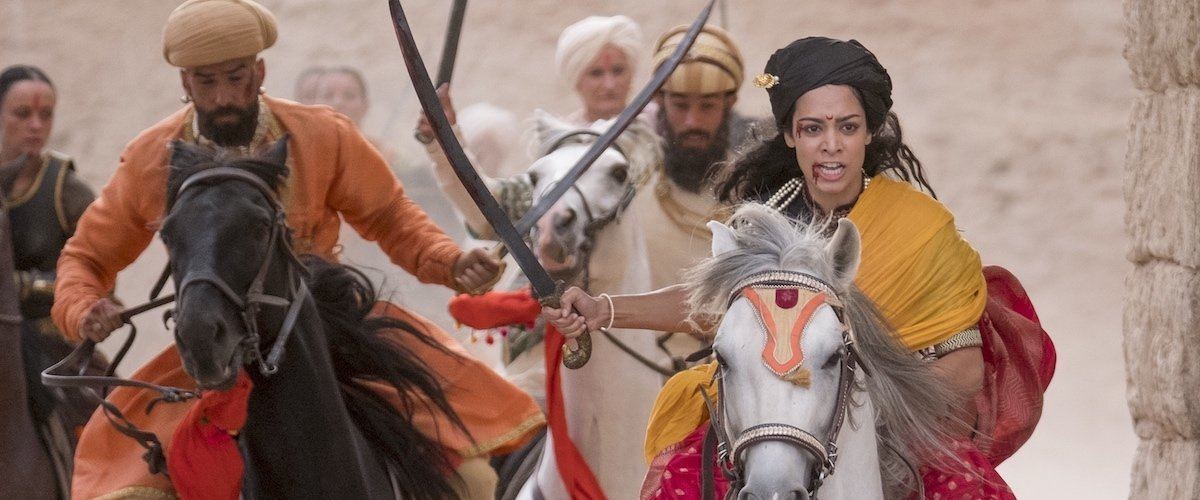 The Warrior Queen of Jhansi movie review
