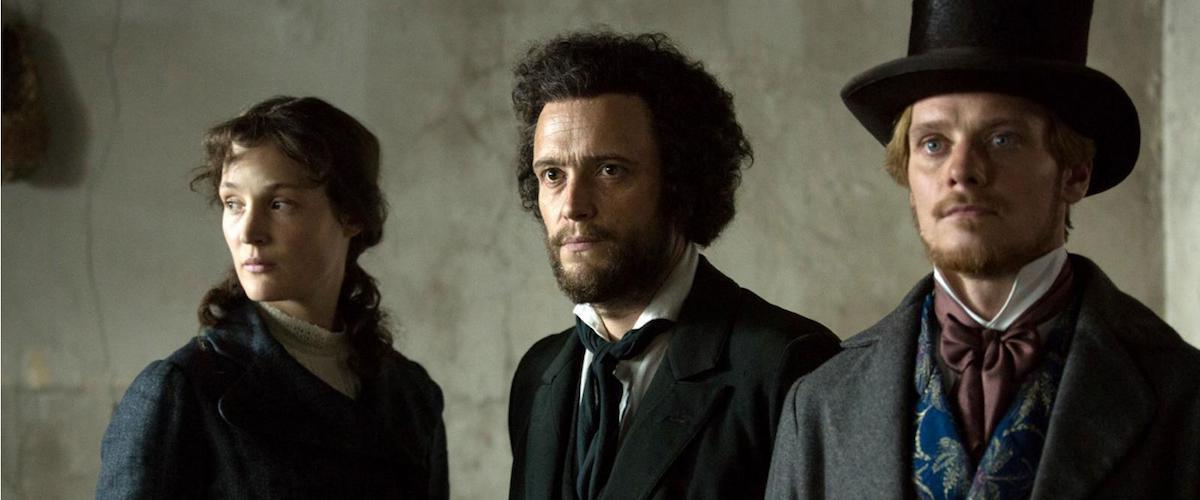 The Young Karl Marx Movie Review