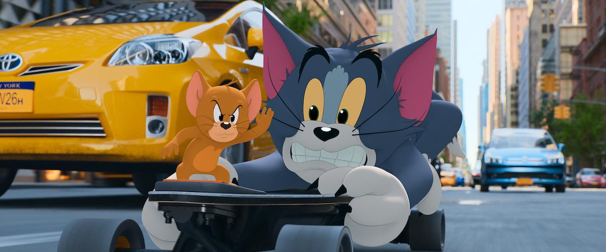 Tom & Jerry movie review & film summary (2021) | Roger Ebert