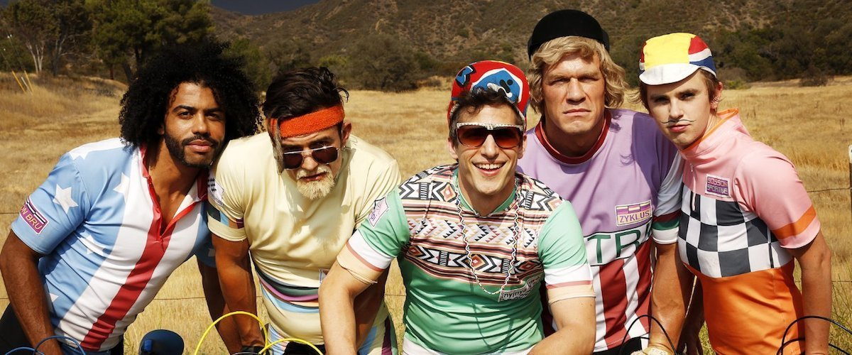 Tour De Pharmacy Movie Review