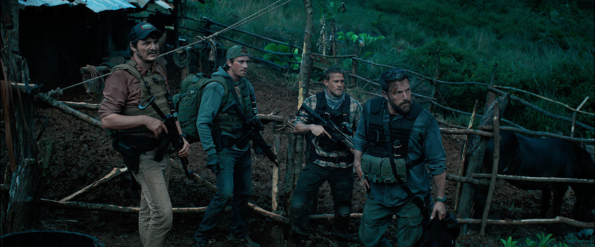 Triple Frontier Movie Review & Film Summary (2019) | Roger Ebert