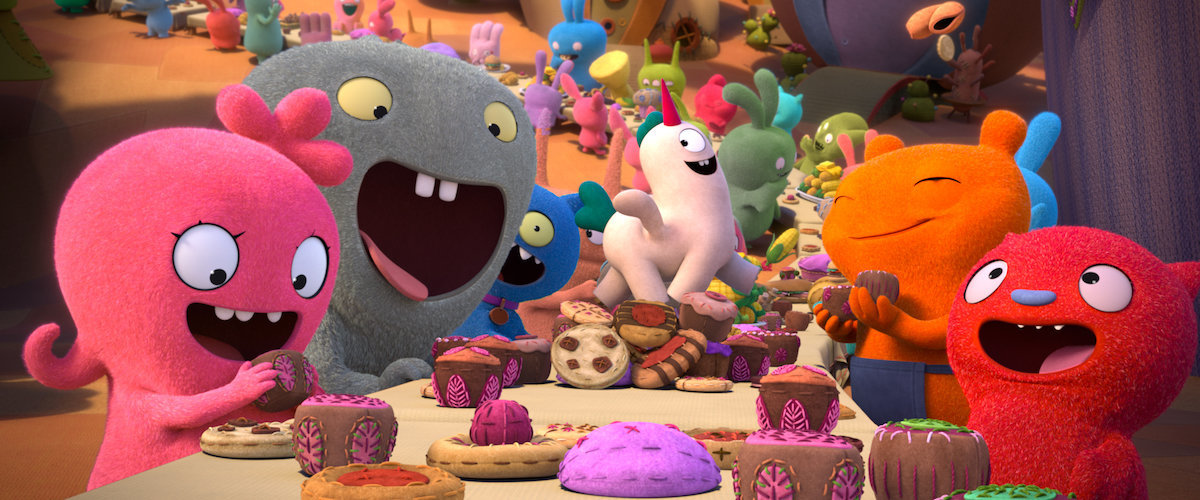 UglyDolls Movie Review