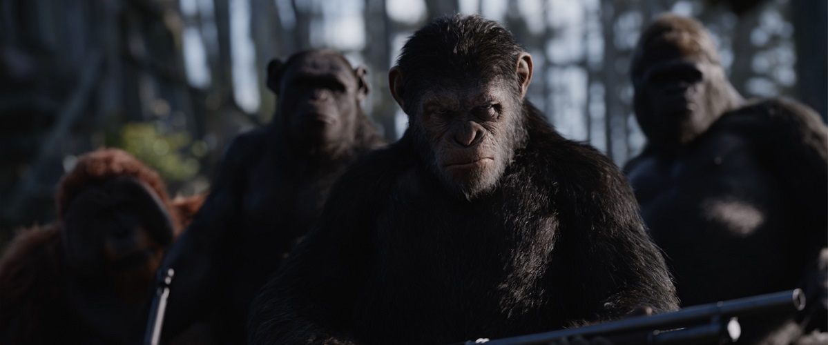 War For The Planet Of The Apes Movie Review 2017 Roger Ebert