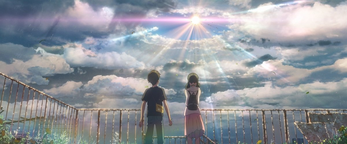 Weathering with You movie review