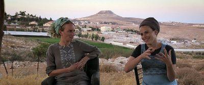 Thumb west of the jordan