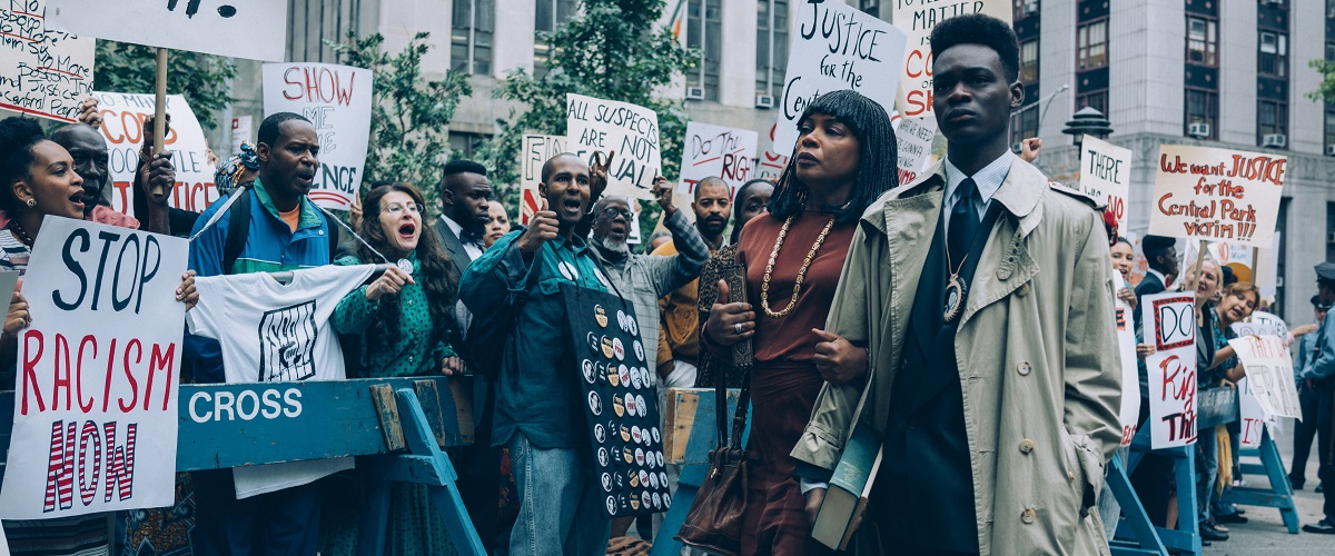 When They See Us Movie Review 2019 Roger Ebert