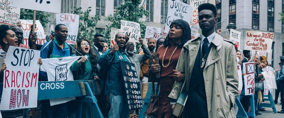 When They See Us Movie Review (2019) | Roger Ebert