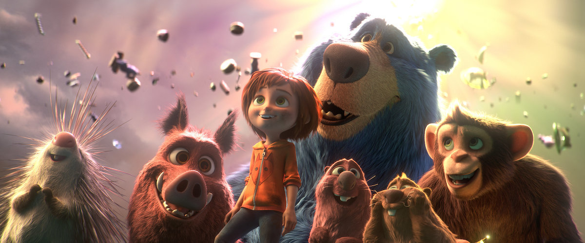 Wonder Park Movie Review