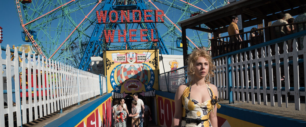 Wonder Wheel Movie Review