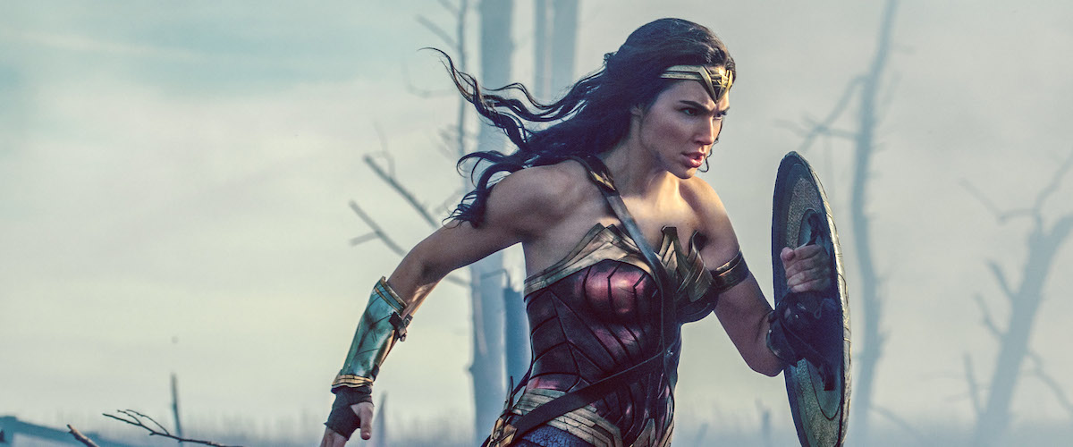 Wonder Woman Movie Review Film Summary 2017 Roger Ebert